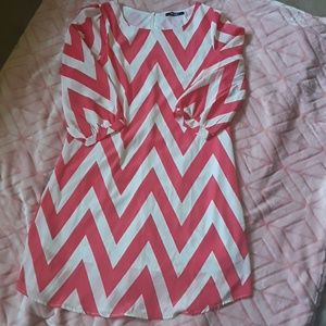 Cute Chevron dress!